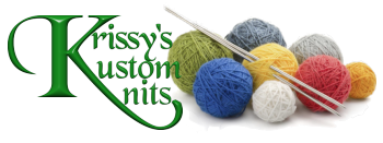 Krissy's Kustom Knits & Accessories for the whole family